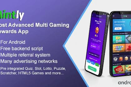 [GRATIS] Download Mintly v1.46 - Aplikasi Hadiah Multi Gaming Tingkat Lanjut