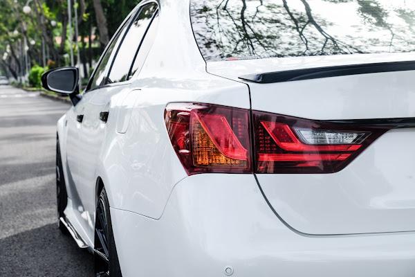 Lexus GS350 FSport 35L V6 model 2013 sieu hiem hang nhap My ve New 100
