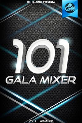 GALAMIXER VOL 101 COMPLETO!!!! ((((ld-.-b/))))