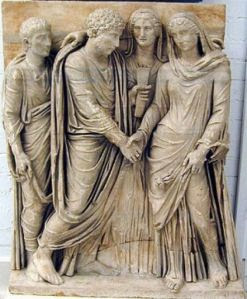 Ancient Roman Marriage -2