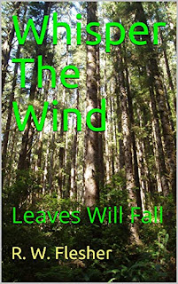Whisper The Wind - Poetry book promotion sites R.W. Flesher