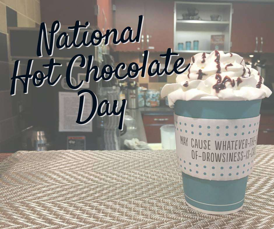 National Hot Chocolate Day Wishes