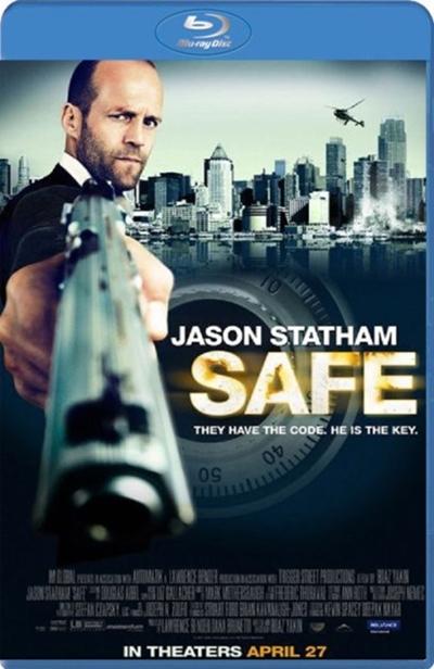 Safe 1080p MKV Español Latino 2012