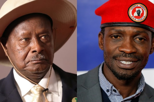 Uganda: Electoral Commission Declares Museveni As The Winner,  Bobi Wine Rejects Results Says It A Joke