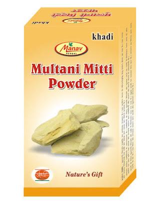 Multani Mitti / Ziemia fulerska