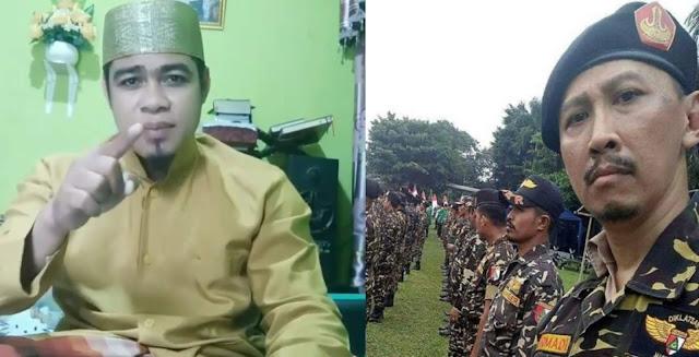 Abu Janda Diklat Banser Magelang