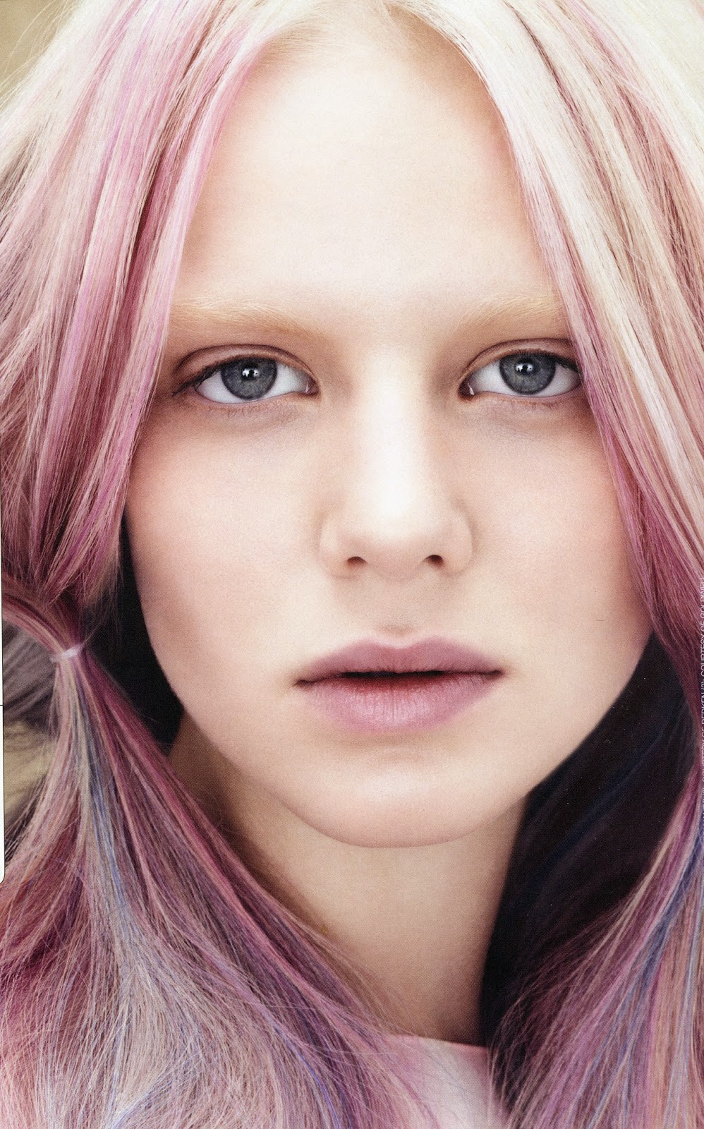 Wild Side Hair Color Predictions Summer 2014