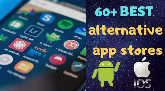 Play Store Alternative, Alternative App Stores, top app store for android, alternative app store