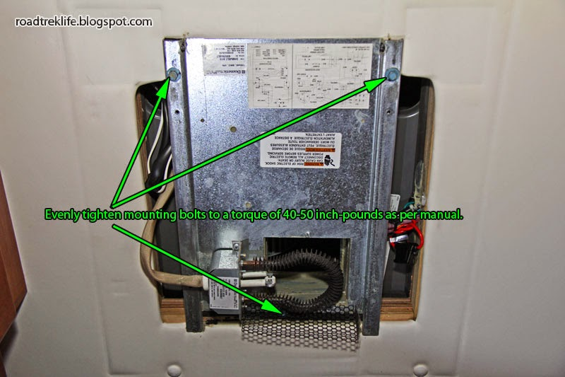 dometic single zone lcd thermostat wiring diagram ge dryer start switch rv toyskids co roadtrek modifications mods upgrades and gadgets installation instructions
