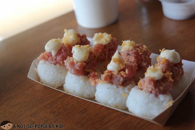 Spicy Tuna Roll by Ta Ke Ho Me