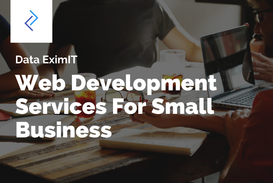 Web Development Services for Small Business