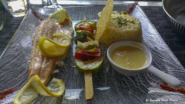 Trucha de La Riviére - Les Eyzies de Tayac, Francia por El Guisante Verde Project