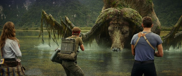Vietnam's beautiful landscapes in Kong: Skull Island 4