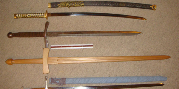 Medieval Militaria Weapons