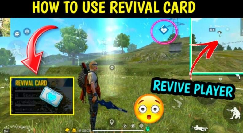 Cara Menggunakan Revival Card FF