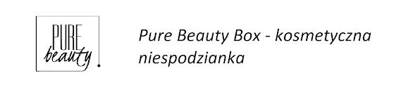Pure Beauty - kosmetyczny box niespodzianka