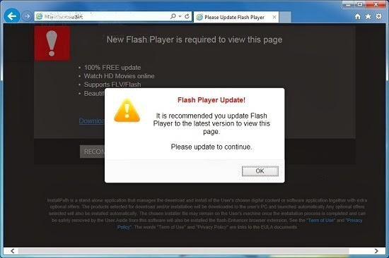 Please Install Flash