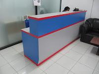 Meja Ruang Tamu Kantor - Furniture Semarang