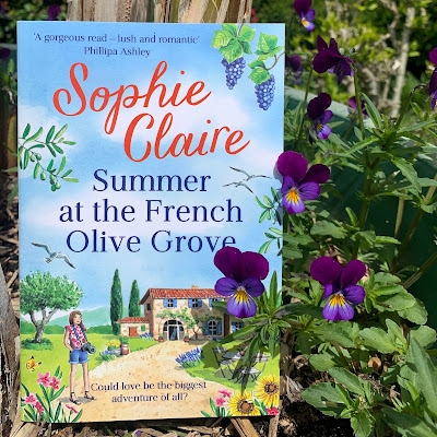 French Village Diaries From the Writing Desk interview feature Sophie Claire