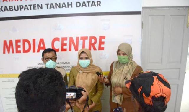 Gugus Tugas Penanggulangan Covid-19 Kabupaten Tanah Datar