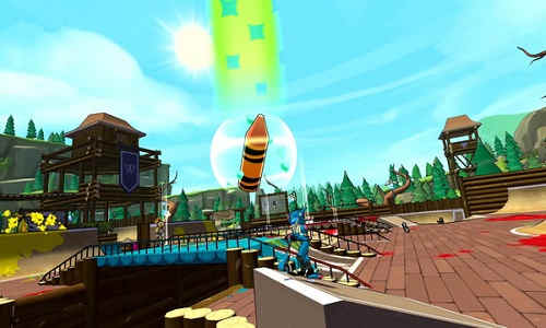 Crayola Scoot Game Free Download