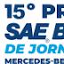 15º Prêmio SAE BRASIL de Jornalismo - Mercedes Benz prorroga inscrições até 13 de outubro