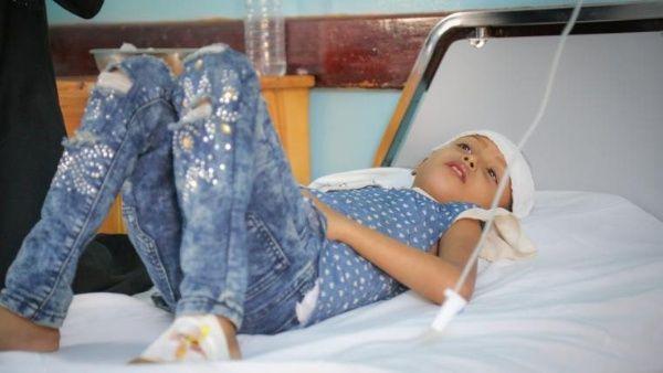 Unicef pide cesar los combates cerca de hospitales en Yemen