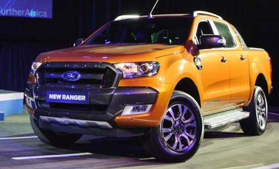 2018 Ford Ranger Concept and Price Rumors