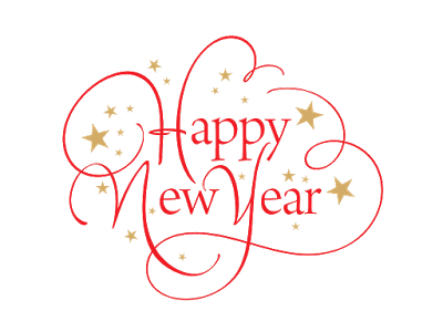 Happy New Year 2017 PNG Photos