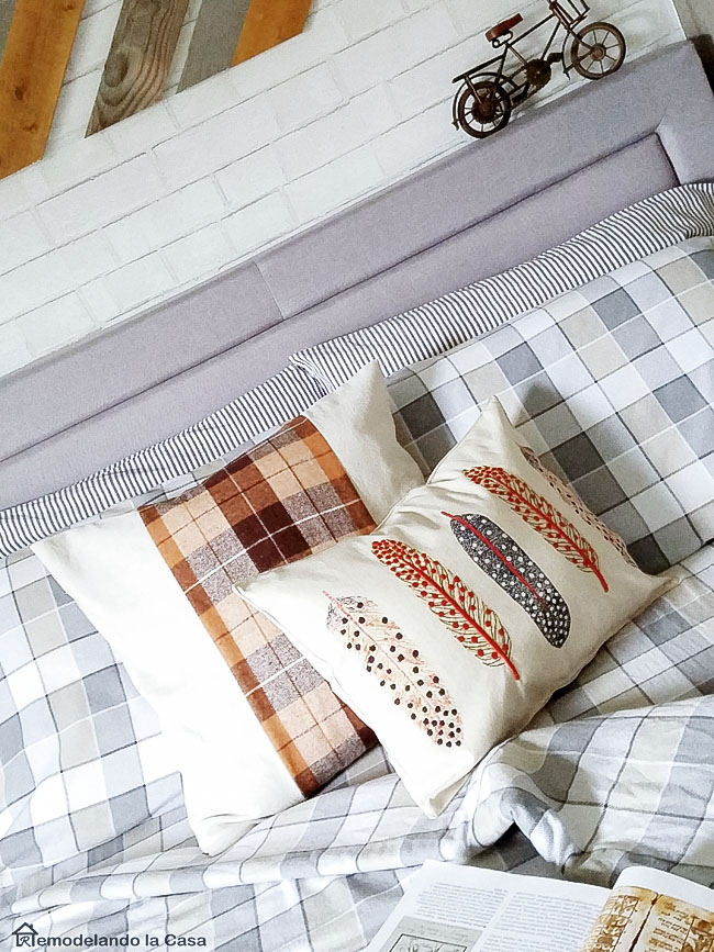 how to turn a placemat into a pillowcase