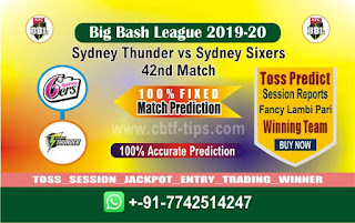 Today SYS vs SYT Fantasy 11 sure Team reports