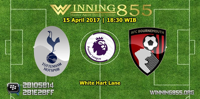 Prediksi Skor Tottenham Hotspur vs Bournemouth 15 April 2017