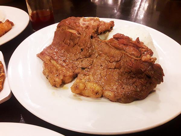 Steak food trip at Brickfire (review) | Lilac street, Marikina