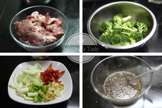 Resep Tumis Daging Sapi Brokoli JTT