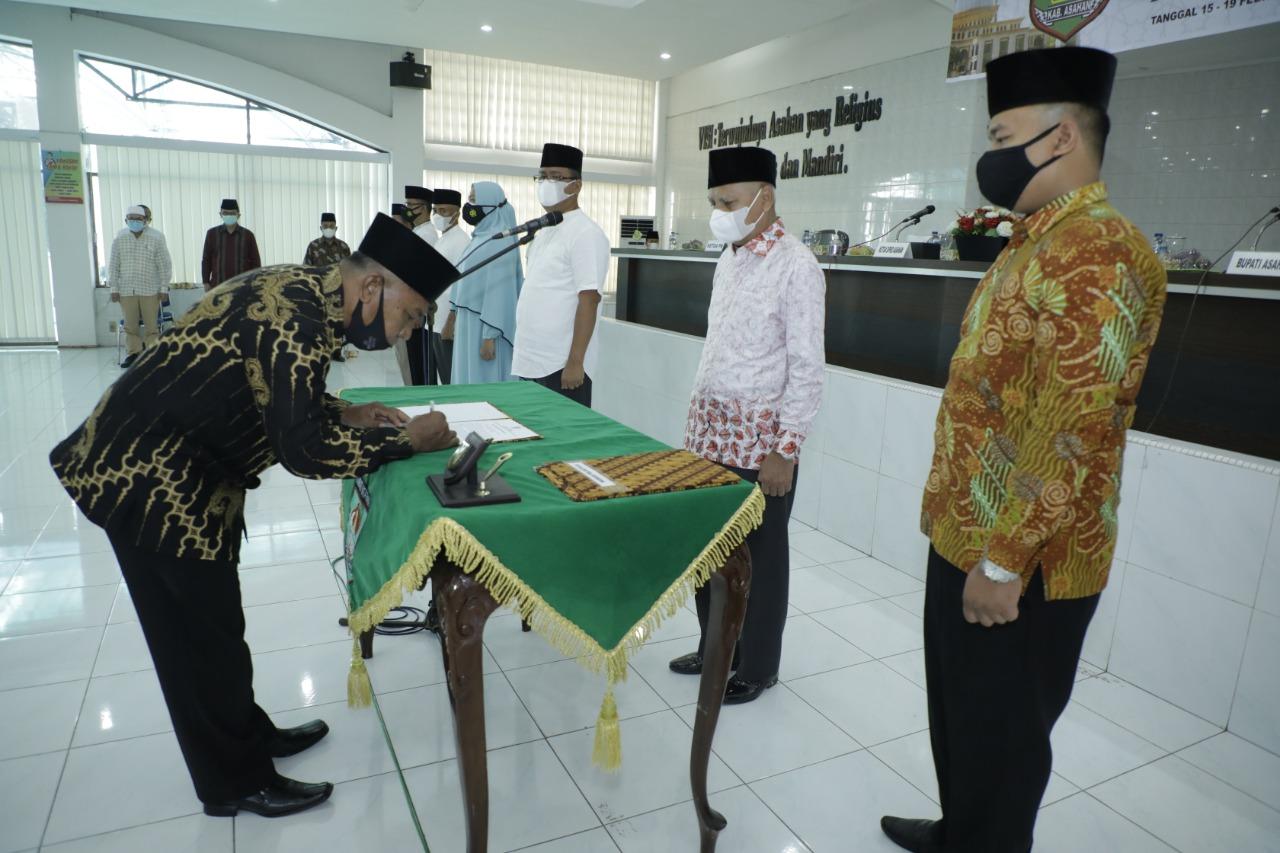 Bupati Asahan : Penyelenggaraan MTQ Merupakan Indikator Keberhasilan Pembinaan Tilawah Al-Qur'an Selama 11 Tahun Terakhir