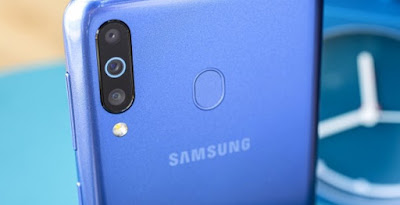 spesifikasi kamera samsung m21