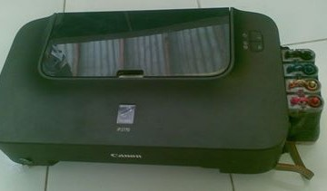 Indikator Printer Canon Ip 2770 Berkedip 9 Kali
