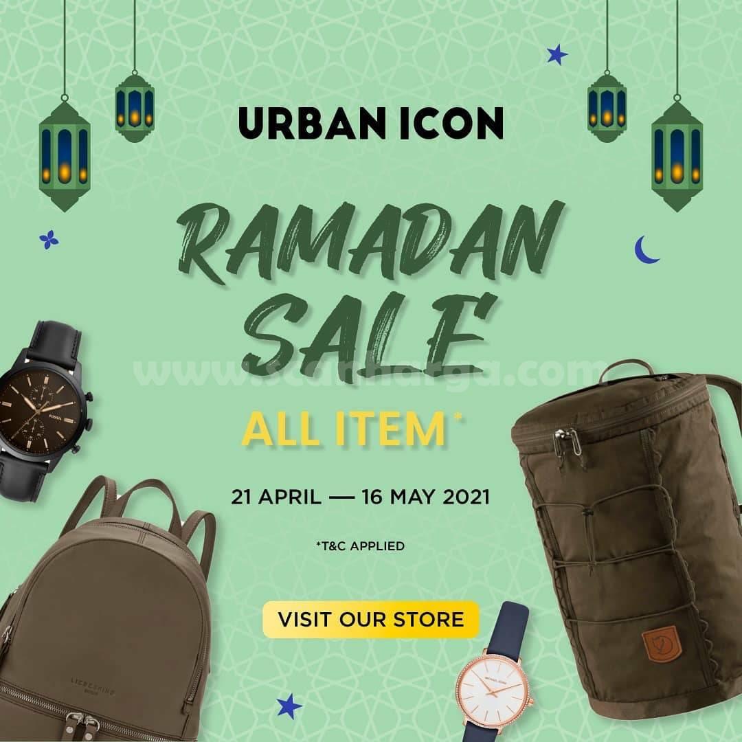 Urban Icon Promo Ramadan Sale - DISKON All Item