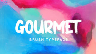Gourmet Font Free Download