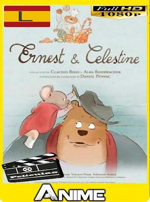 Ernest Y Celestine [2012]HD [1080P] latino [GoogleDrive-Mega]nestorHD