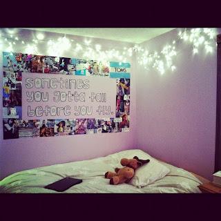 Cómo decorar mi cuarto?