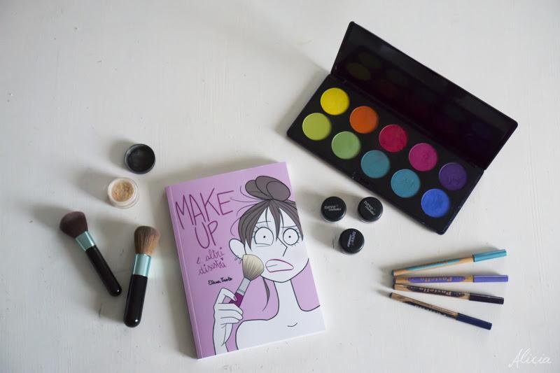Cosa regalare a Natale ad una ragazza che ama il make up || Idee regalo || Make-up e altri disastri di Elena Triolo alias Carote e Cannella