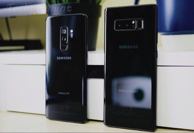Samsung loses smartphone Marketshare, Huawei Develops