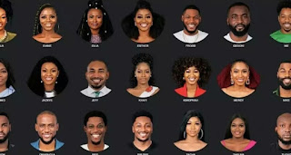 BBNaija: Google Reveals Most Searched, Favourite Housemates
