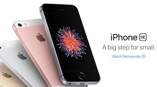 spesifikasi dan review terbaru dari iphone se