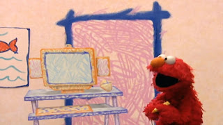 Sesame Street Elmo's World Computers