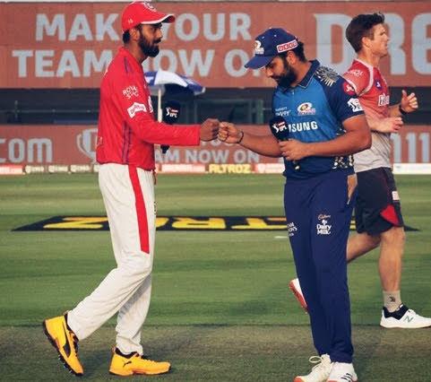 Rohit shrma & KL Rahul