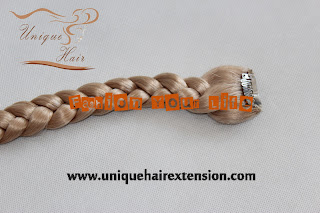 European hair extensions clip in