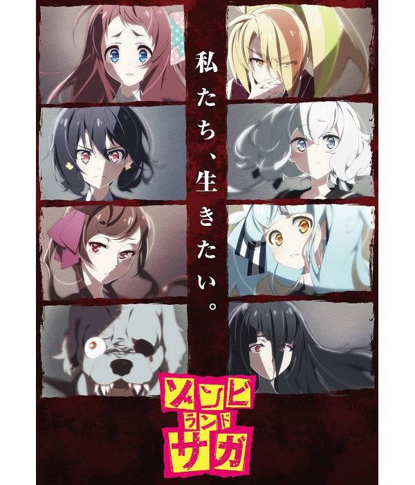 00portada - Zombieland Saga [07/??] [720p Ligero] [100MB] [Realidad] [Sub Español] [MEGA] - Anime Ligero [Descargas]