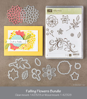 Falling Flowers Bundle